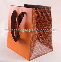 Hot Selling Cake Bakery bag food grade material ivory card