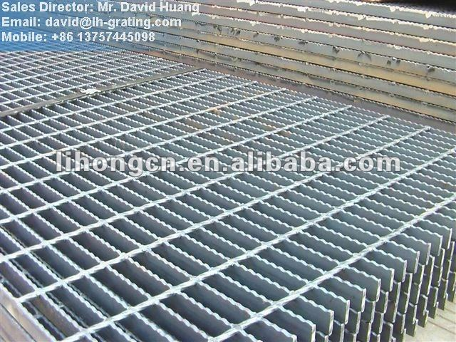 MS steel bar gratings