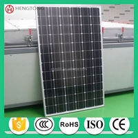 300w monocrystalline solar panel for big projects and power plant