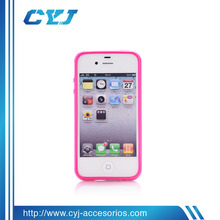 2014 cheap cell phone accessories for iphone 5 5s with 10 colours