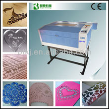Updated newest design Smart laser engraver SAN with cutting marking BT-4060