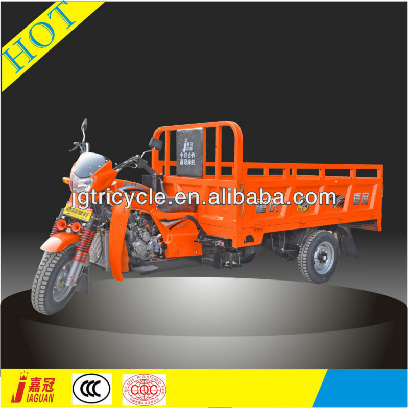 cn original on sell water cooled motor tricycle
