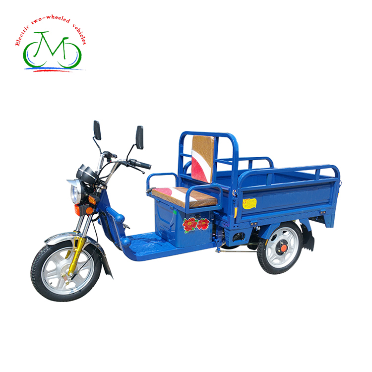 High quality Strong power cargo tricycle 3 wheel electric bicycle