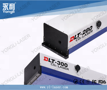 280w CO2 laser tube with CE&ISO longlife and lower price