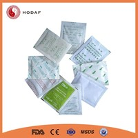 Best selling product natural detox white foot patch with private label