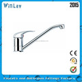 2015 Ningbo 4001model brass long neck kitchen water tap