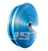 Self Adhesive Aluminum Foil 8011 Tape AL-PET-EAA Foil Jumbo Roll Shielding Insulation For Cable&Air Duct