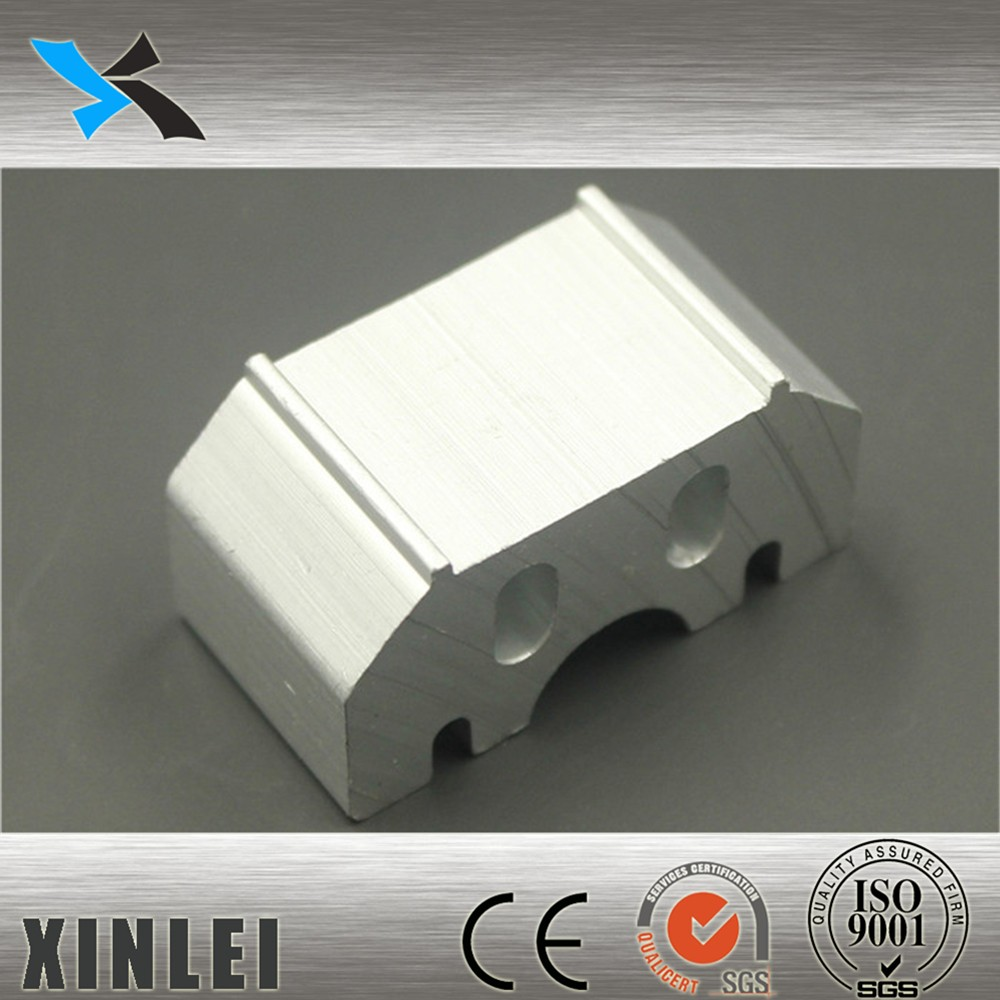 High quality aluminium extrusion heat sink box