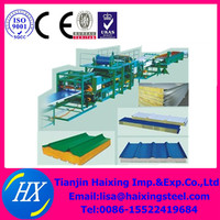 soffit panel roll forming machine