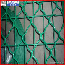 Pvc Coated Beautiful Grid Wire Mesh/Beautiful grid mesh fence (competitived price)