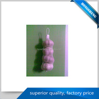 Agriculture recycle pp or pe mesh net bag for garlic