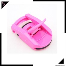 Colorful plastic mini eyelash curler