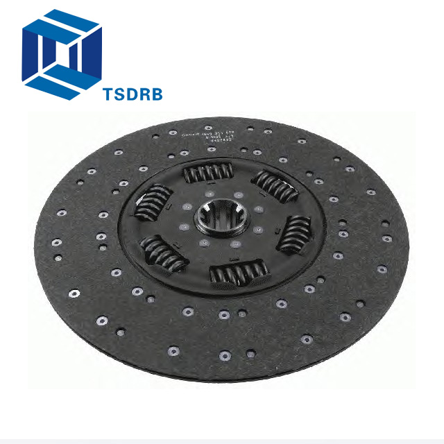 81303010440 manf2000 truck spare parts clutch plate for man truck