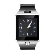 Bluetooth DZ09 1.56 inch SIM Card digital android smartwatch men