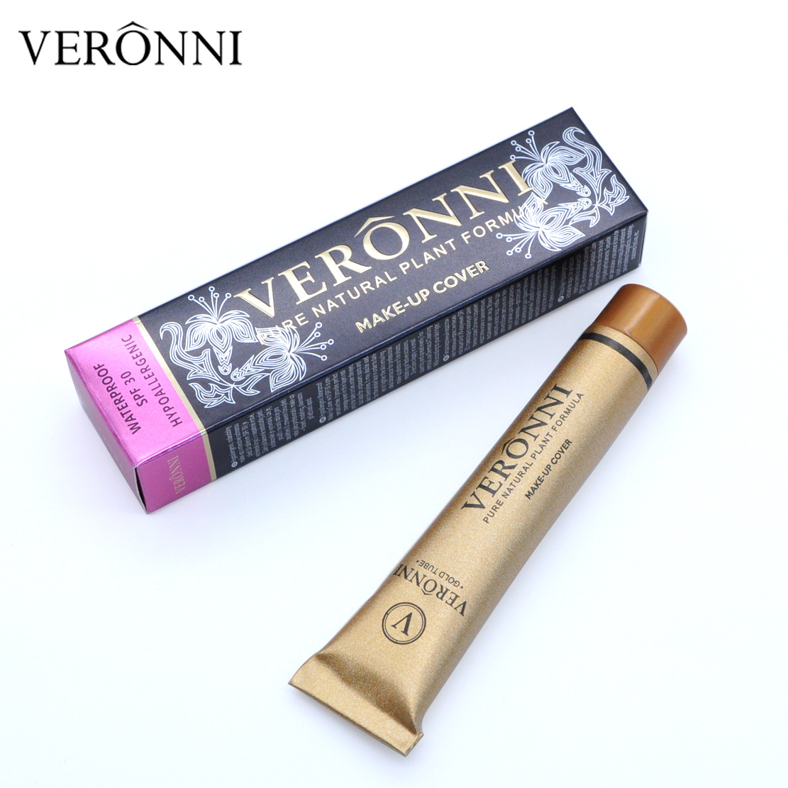 hot Wholesale best selling private label mineral cosmetics liquid waterproof makeup concealer