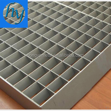 Offshore Serrated Galvanized Steel Grating