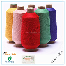 100% Nylon and Polyester High Stretched Yarn 70/2