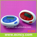 PVC ABS Plastic material fitbit pedometer