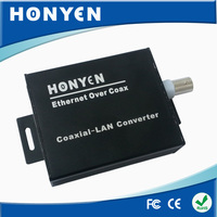 Single channel ethernet extender over coax HY-EOC01-B
