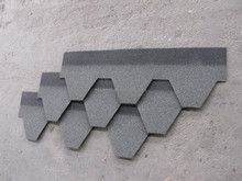 Mosaic standard asphalt shingle