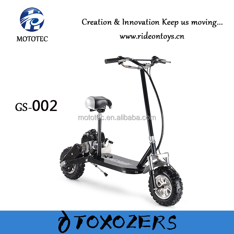 Mototec 2015 New Design Used Gas Scooters Sale 49CC Scooters and electric scooter