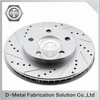 High Quality Diversified 6063 Anodizing Toyota Corolla Brake Disc