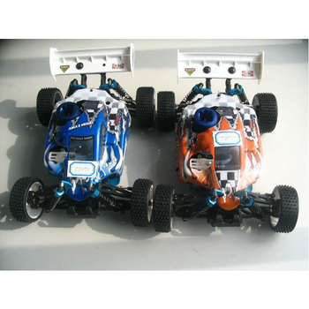 252-85 1:16th Scale 4WD gas rc cars
