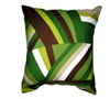 Trendy Multi Patched Cushion Cover