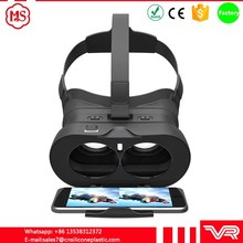 Free sample Factory Portable Foldable 3D Virtual Reality Vr Glass VRGO