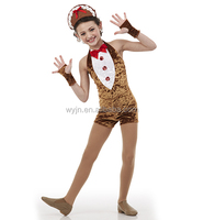 2016 - Stage & Dancerwear Product Type and Ballet Performance Wear Type lion kids dance wear