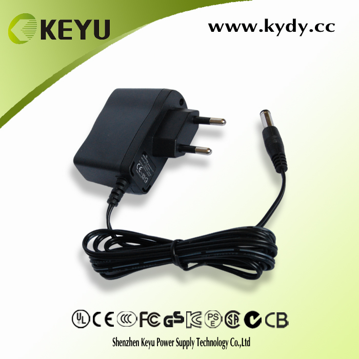 AC adapter/power supply for electronics and lighting