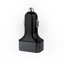 Portable smart phone usb in car charger