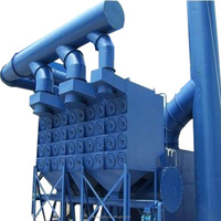 new hot sale mechanical processing filter drum dust collector wo