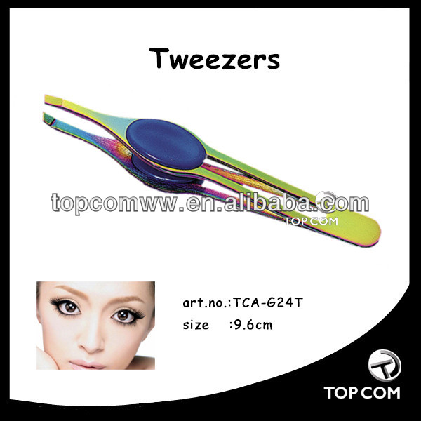 eco-friendly personalized tweezers