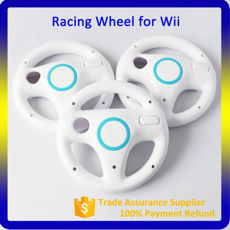 For Wii Steering Wheel Colorful Steering Wheel For Game Consoles