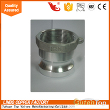 Male x Female Thread Type A Aluminium Camlock Coupler/Cam&Grove Coupling