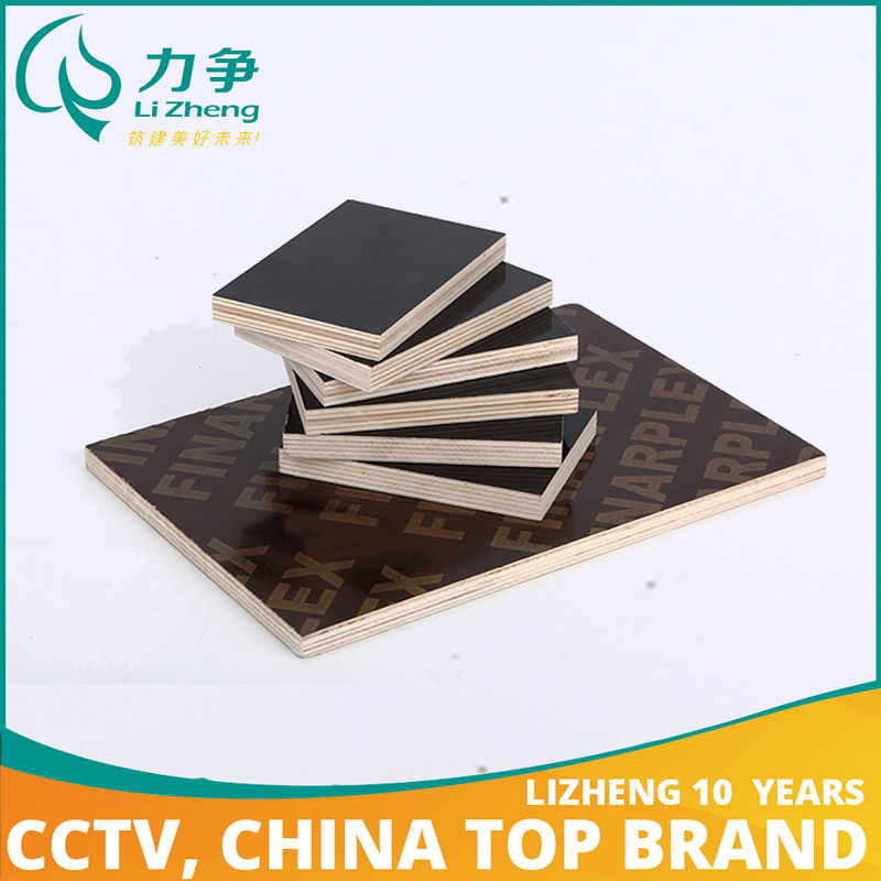 mini poly coated plywood for home use