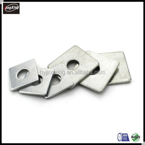 good price Square Washers with Round Hole