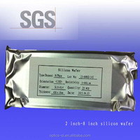 n type Silicon wafer 50.8, double side polished n type 50.8 mono silicon wafer