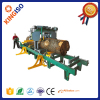 MJ1000H Electric Engine Automatic Portable Horizontal Band Sawmill band sawing machine