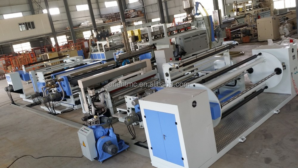 LDPE Extrusion Coating Line for Nonwoven, BOPP film