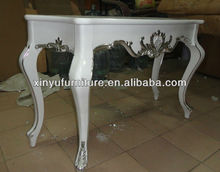 2016new design White with silver makeup dresser I10023