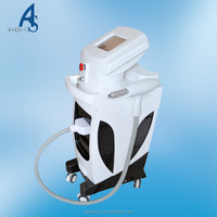 8.4 true color touch screen, easy to use laser hair removal machine