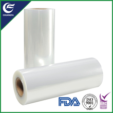 Multi layer plastic food packaging cast stretch coextruded film