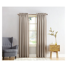 Blackout design living room curtains curtain manufacurer blinds for french bedroom