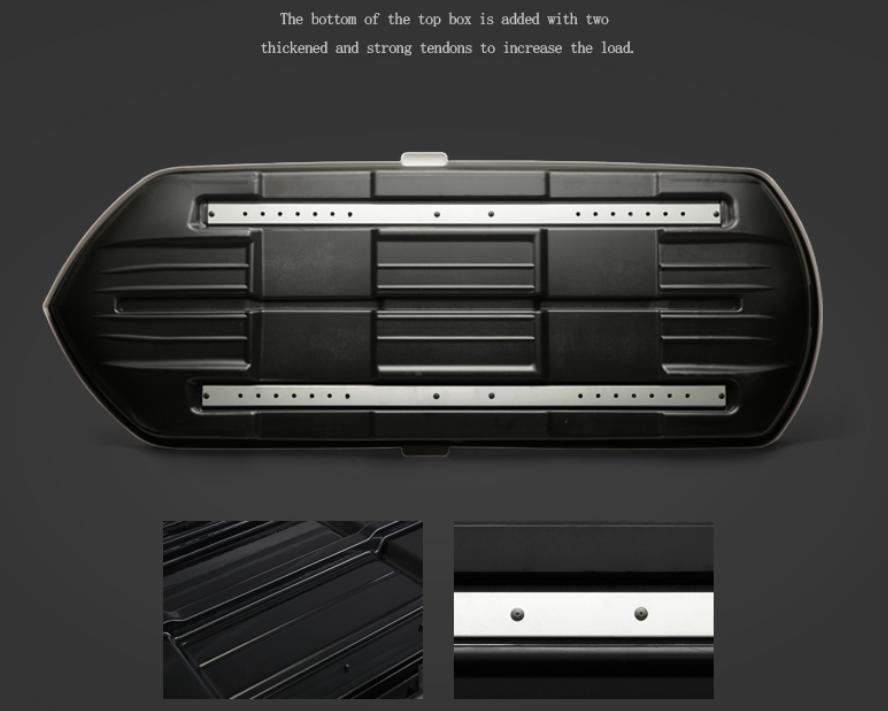 abs car roof box