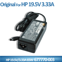 NEW Original 19.5V 3.33A 65W for HP 250 G2, 250 G3 Power AC Adapter Battery Charger