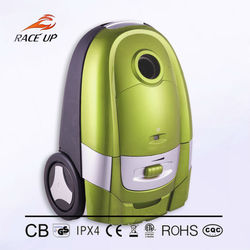 H2O dust mites multi power control vacuum cleaner