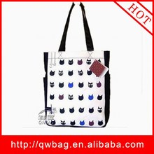 friendly fabric bio-degradable textile shopping tote bags
