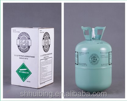 R134a refrigerant gas supplier from china